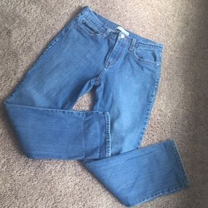 Levi's 505 Denim jeans Sz 10 straight leg